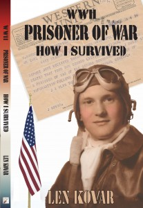 Picture ofLen Kovar's Book - World War Two Prisoner of War - How I Survived